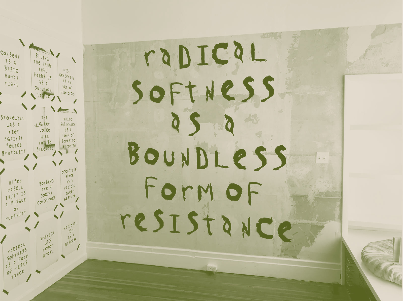 GenderFail: Talking Through *Radical Softness as a Boundless Form of Resistance*